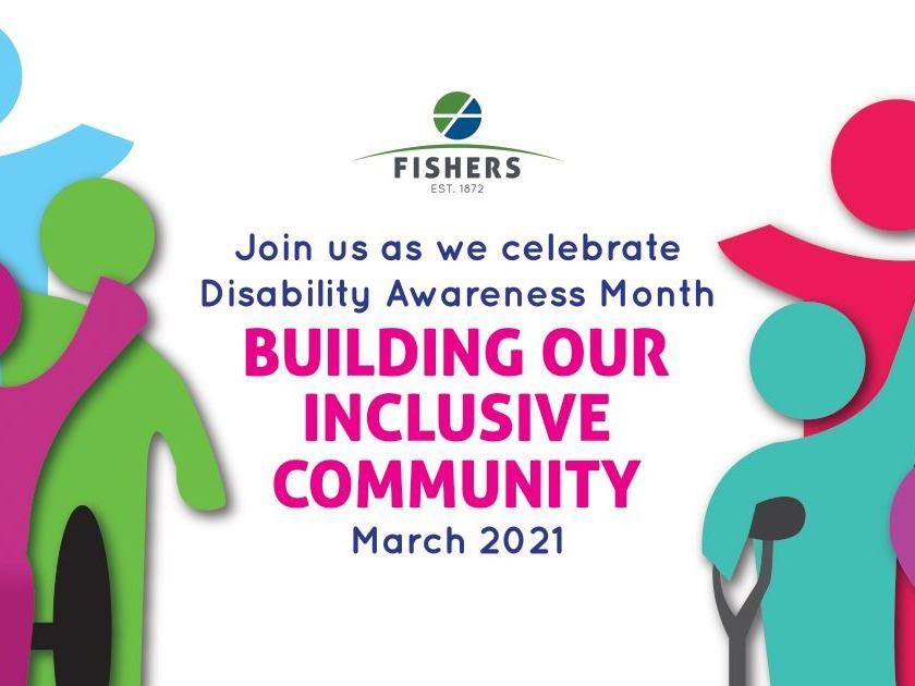 JOIN US AS WE CELEBRATE DISABILITY AWARENESS MONTH BUILDING OUR INCLUSIVE COMMUNITIY MARCH 2021