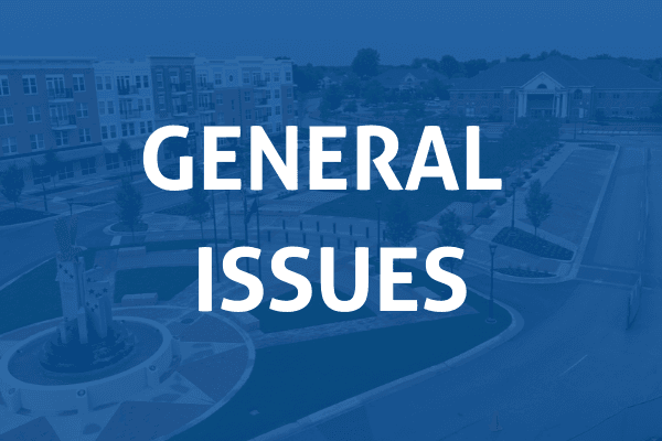 GENERAL ISSUES (1)